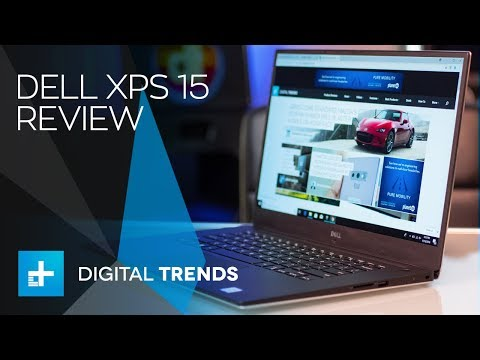 2018 Dell XPS 15 – Hand On Review