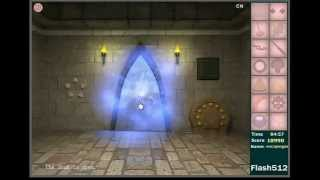 Nightmare Temple Escape walkthrough-Flash512