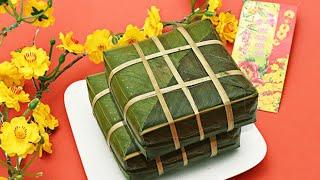 Tết và mùa Xuân: Ý nghĩa của bánh chưng ngày Tết_cách chọn mua và bảo quản_không phải ai cũng biết