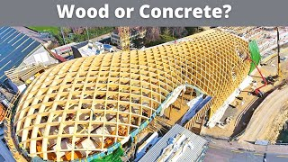 Building with Concrete vs. Wood – Which is Safer?