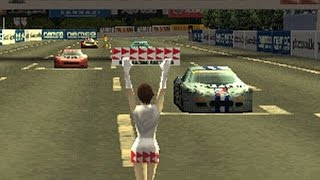 The 10 Best Racing Games for the PS1