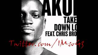 Chris Brown Ft.Akon Take It Down Low
