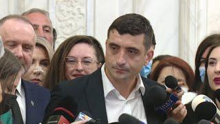 George Simion: Niciun parlamentar AUR nu e de vânzare