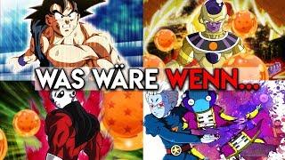 4 Alternativ Enden für Dragon Ball Super!