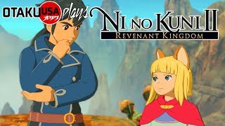 Impressions: Ni no Kuni II [Otaku USA Plays]