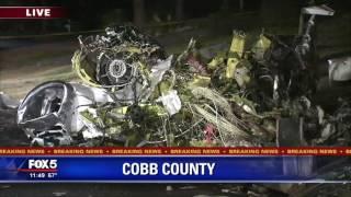 Cobb County fatal jet crash