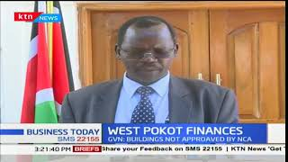 West Pokot governor, John Longanyapuo sites one of the reasons to loss of public fund