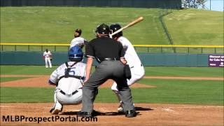 Boog Powell Vs. Tayron Guerrero - Arizona Fall League 2014