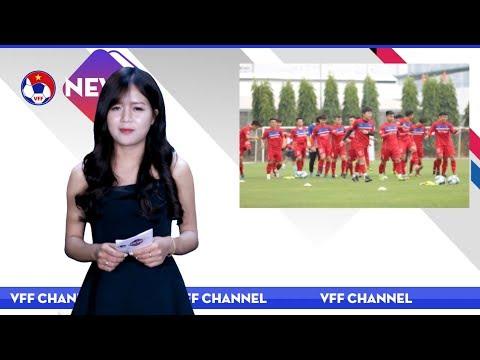 VFF NEWS SỐ 53 | ĐTVN tập các bài tập phối hợp, hướng đến trận đấu ngày 14/11