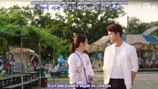 Shin Yong Jae (4Men) – I See You (Sub. español - hangul - roma) (I Remember You OST) HD