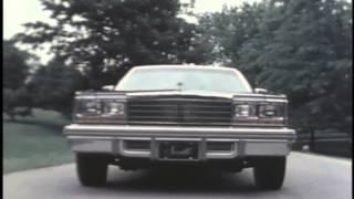 1979 Cadillac Seville Intro