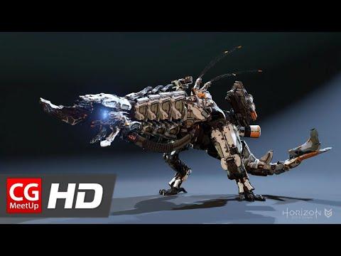 "CGI Animation Showreel ""Horizon Zero Dawn Animation Reel"" by Richard Oud"