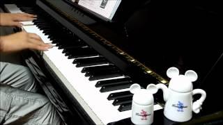 【アラジン】Arabian Nights -ピアノソロ- アラビアンナイト