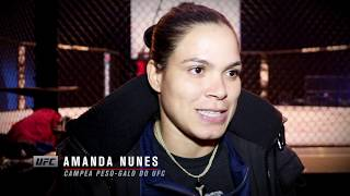 UFC 232: Amanda Nunes -