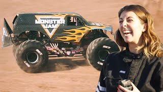 How Driving A Monster Truck Changed My Life thumbnail