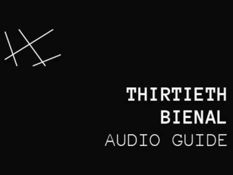 #30bienal (Audioguide) 1st floor: Introduction 1/9