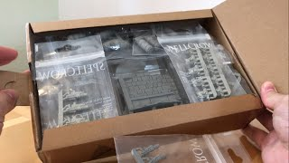 Spellcrow 10mm Fantasy Miniatures and Terrain Samples: Out