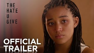 The Hate U Give | Official Trailer [HD] | 20th Century FOX