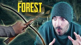¡ENCONTRAMOS LA BALLESTA SECRETA! ⭐️ The Forest #12 | iTownGamePlay
