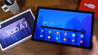 Samsung Galaxy Tab A7 10.4 (2020) Unboxing!