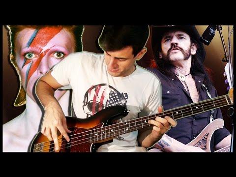 David Bowie Meets Lemmy & Meets Bass
