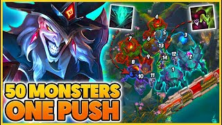 I get ALL 5 TOWERS in ONE PUSH (ZOO 2.0) - BunnyFuFuu | League of Legends