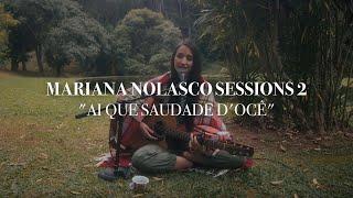 Mariana Nolasco - Ai Que Saudade D'ocê (Cover)