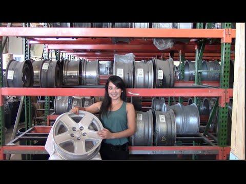Factory Original Dodge Caliber Rims & OEM Dodge Caliber Wheels – OriginalWheel.com