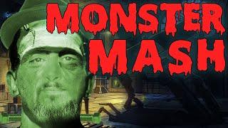 Monster Mash (Spooktober) Guitar Lesson + Tutorial