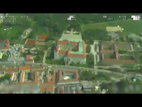 Surveillance of a town seven