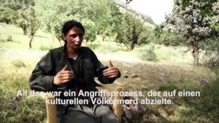 Zu Besuch bei der PKK im Kandil Gebirge - Interview mit Bese Hozat - Pt. 1