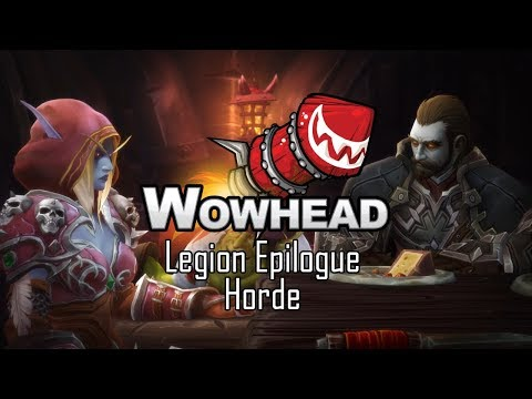 Legion Epilogue Horde Cinematic
