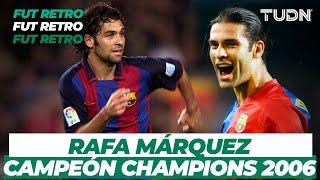 Futbol Retro: El día que Rafa Márquez conquistó la Champions League I TUDN