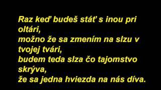 Kristina - Pri Oltari lyrics