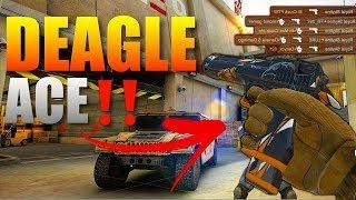 StandOff 2 Deagle Ace‼️