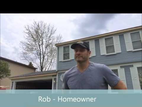 Coverall Construction Roofing testimonial from a homeowner in Rochester, Michigan.