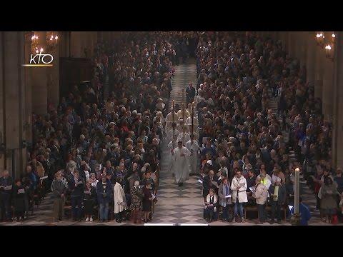 Messe de la Résurrection 2017 à Notre-Dame de Paris