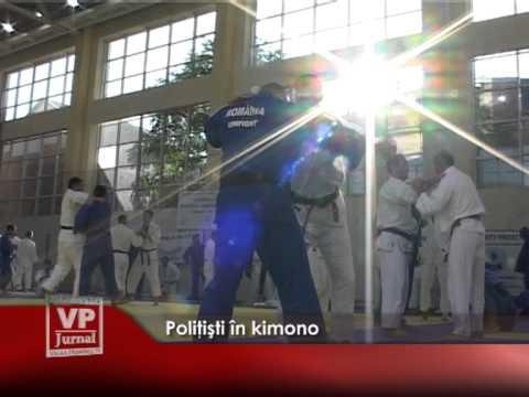 Polițiști în kimono