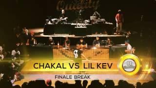 H Quality 5 | Finale Break - Chakal vs Lil Kev