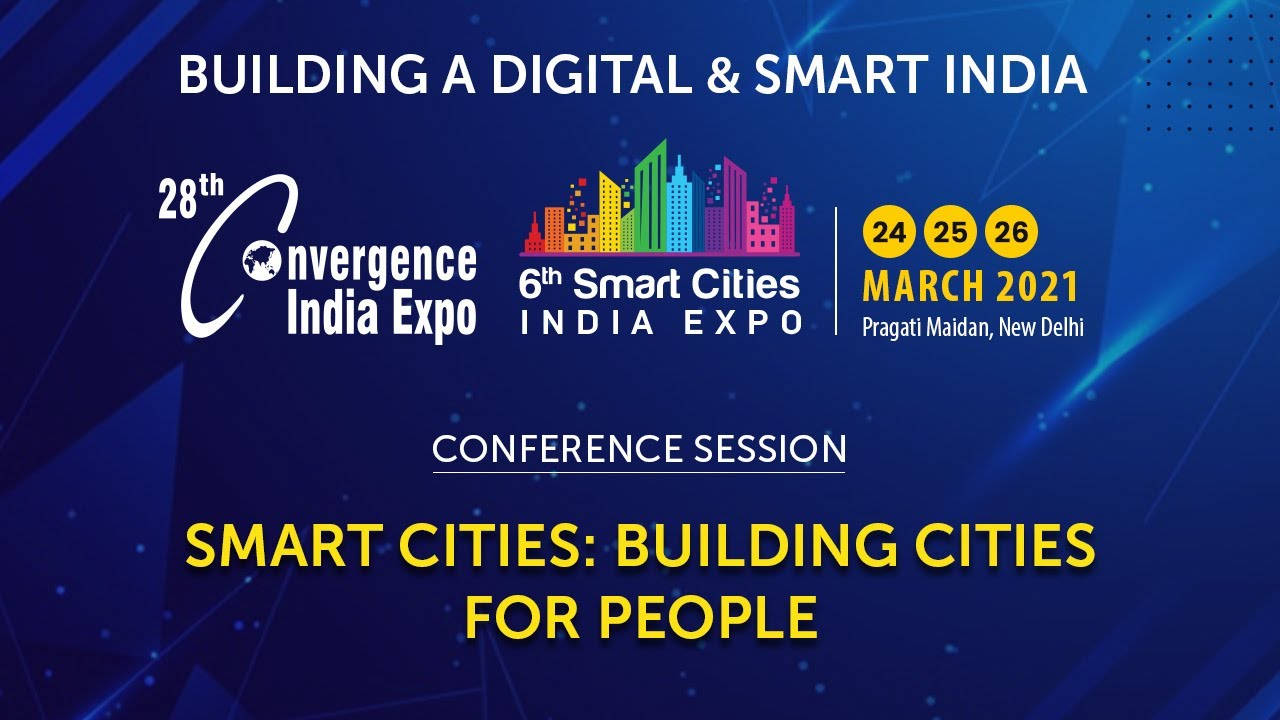 Conference Session on Building Cities for People