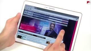 Samsung Galaxy Tab S 10.5 LTE im Test