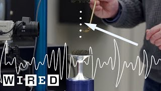 Scientist Explains How to Levitate Objects With Sound | WIRED