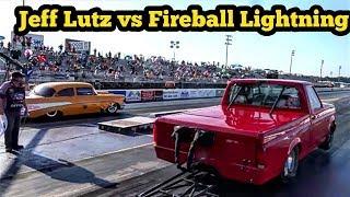 Fireball Lightning vs Jeff Lutz at Memphis No Prep Kings 2