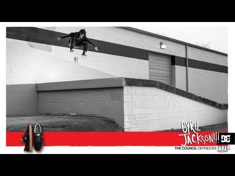 Image for video DC SHOES: CYRIL JACKSON - COUNCIL S BAKER