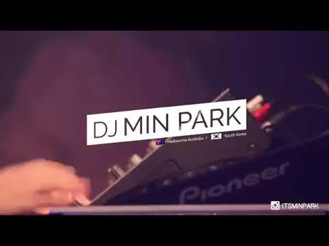 DJ Min Park (Korea) performing at Prism Hall Hongdae