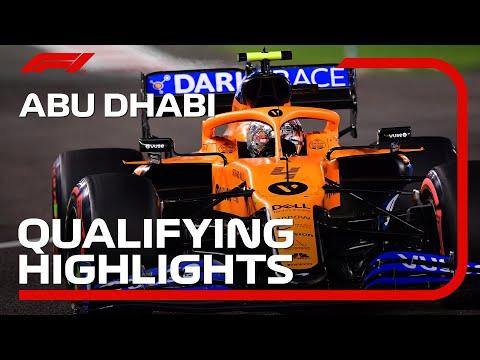 F1 第17戦アブダビGP 予選ハイライト動画
