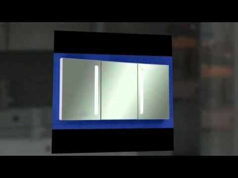 Spiegelschrank mit Ablagefach