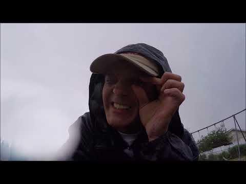 Rainy day Hunt in Fairbanks Alaska with my Fisher F44