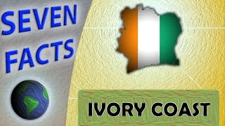 Discover these fascinating facts about the Ivory Coast