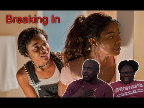 Breaking In Trailer #1 2018 {REACTION!!}